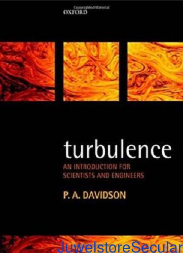 Turbulence: An Introduction For Scientists And Engineers, 2 Ed sanapalas