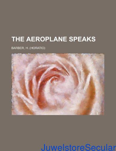 The Aeroplane Speaks sanapalas