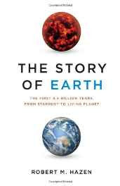 The Story of Earth: The First 4.5 Billion Years from Stardust to Living Planet Hardcover – 26 Apr 2012-Books-sanapalas