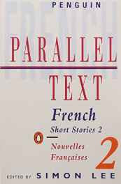 French Short Stories 2: Parallel Text (Penguin Parallel Text) (French) Paperback – 1 Feb 1993-sanapalas