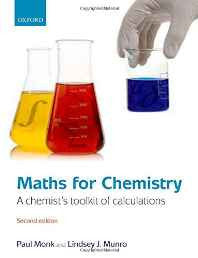 Maths for Chemistry: A chemist's toolkit of calculations Paperback – 15 Apr 2010-sanapalas