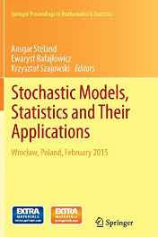 Stochastic Models Statistics and Their Applications: Wroc Aw Poland February 2015 (Springer Proceedings in Mathematics & Statistics) Paperback – Import 28 Oct 2016 sanapalas