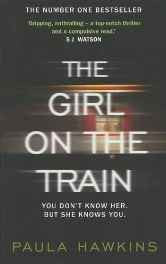 The Girl on the Train Paperback – 8 Feb 2015-Books-sanapalas