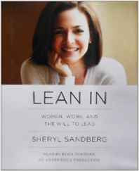 Lean In: Women Work and the Will to Lead Audio CD – Audiobook CD Unabridged-sanapalas