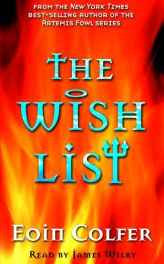 The Wish List Audio Cassette – Audiobook Unabridged Import-sanapalas