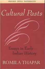 Cultural Pasts: Essays in Early Indian History Paperback – 3 Feb 2003-Books-sanapalas