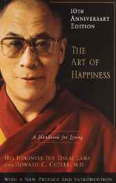 The Art of Happiness 10th Anniversary Edition: A Handbook for Living Hardcover – 1 Oct 2009-Books-sanapalas