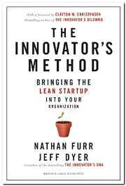 The Innovator's Method: Bringing the Lean Start-up into Your Organization Hardcover – 10 Sep 2014-sanapalas