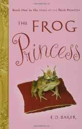 The Frog Princess (Tales of the Frog Princess) Paperback – Import 7 Oct 2004-Books-sanapalas
