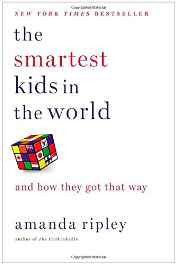 The Smartest Kids in the World: And How They Got That Way Hardcover – 13 Aug 2013-sanapalas