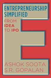 Entrepreneurship Simplified: From Idea to IPO Hardcover – 17 Oct 2016-Books-sanapalas