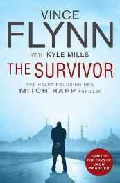 The Survivor (The Mitch Rapp Series) Paperback – 2016-sanapalas
