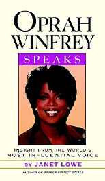 Oprah Winfrey Speaks: Insights from the World′s Most Influential Voice Hardcover – Import 21 Oct 1998-sanapalas