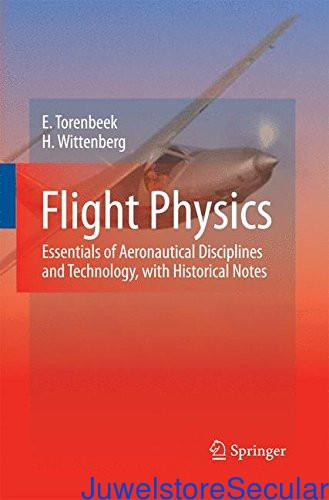 Flight Physics: Essentials of Aeronautical Disciplines and Technology, with Historical Notes sanapalas