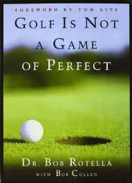 Golf is Not a Game of Perfect Hardcover – Import 9 May 1995-sanapalas