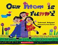 Our Mom is Funny Paperback – 2012-Books-sanapalas