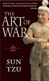 The Art of War Mass Market Paperback – 11 Jan 2005-sanapalas