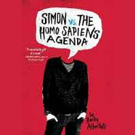 Simon Vs. the Homo Sapiens Agenda Audio CD – Audiobook CD Import sanapalas