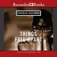 Things Fall Apart Audio CD – Audiobook CD Import-sanapalas