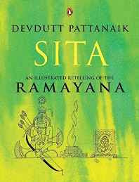 Sita: An Illustrated Retelling of Ramayana Paperback – Illustrated 20 Oct 2013-Books-sanapalas
