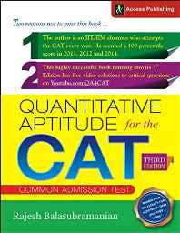 Quantitative Aptitude for the CAT Paperback – 18 May 2015-Books-sanapalas