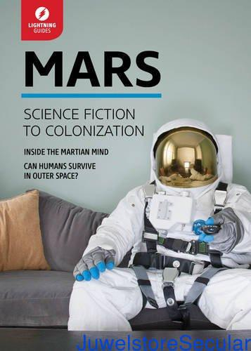 Mars: Science Fiction to Colonization (Lightning Guides) sanapalas