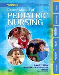 Wong's Clinical Manual of Pediatric Nursing Spiral-bound – Import 5 Oct 2007-sanapalas