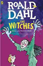 The Witches (Dahl Fiction) Paperback – 24 May 2016-sanapalas