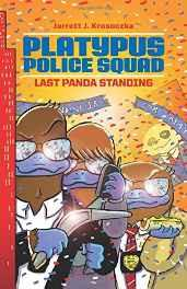 Platypus Police Squad: Last Panda Standing Hardcover – Import 5 May 2015-Books-sanapalas