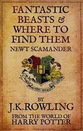 Fantastic Beasts and Where to Find Them: From The World of Harry Potter Paperback – 2009-sanapalas