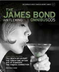 The James Bond Omnibus - (Vol. 005) Paperback – Illustrated Import-Books-sanapalas