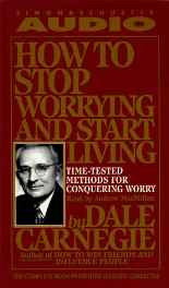 How To Stop Worrying And Start Living Audio Cassette – Audiobook Unabridged Import-Books-sanapalas