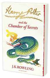 Harry Potter and the Chamber of Secrets: Signature Edition Paperback – 2011-sanapalas