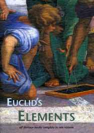 Euclid's Elements Hardcover – 1 Jan 2002-sanapalas