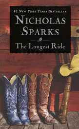 The Longest Ride Library Binding – Import 26 Aug 2014-Books-sanapalas