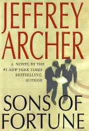 Sons of Fortune (Archer Jeffrey) Hardcover – Import 8 Jan 2003-sanapalas