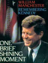 One Brief Shining Moment: Remembering Kennedy Paperback – Import Sep 1988-sanapalas