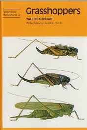Grasshoppers (Naturalists' Handbook) Hardcover – Import 1 Jan 1990-sanapalas