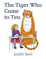 The Tiger Who Came to Tea Paperback – 6 Feb 2006-sanapalas