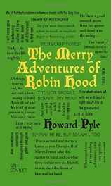 The Merry Adventures of Robin Hood (Word Cloud Classics) Flexibound – Import 28 Apr 2016-sanapalas