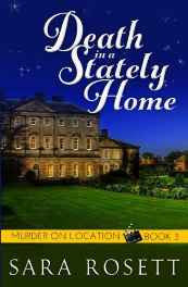Death in a Stately Home: Volume 3 (Murder on Location) Paperback – Import 29 Oct 2016-sanapalas