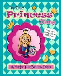 The Busy Princess Diary: The Diary That's Written for You! Paperback – Import 10 Mar 2008 sanapalas