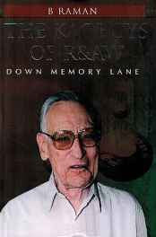 The Kaoboys of R&AW: Down Memory Lane Hardcover – Import 15 Apr 2009-sanapalas