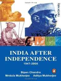 India After Independence Paperback – 1 Nov 2000-Books-sanapalas