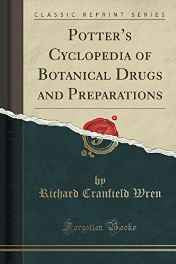 Potter's Cyclopedia of Botanical Drugs a Paperback – Import 25 Oct 2016-Books-sanapalas
