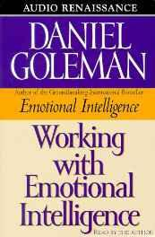 Working with Emotional Intelligence (Leading with Emotional Intelligence) Audio Cassette – Abridged Audiobook Import-sanapalas