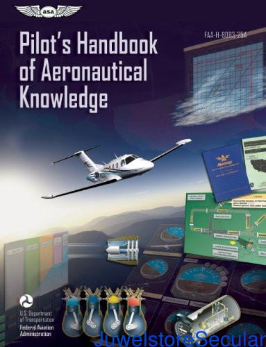 Pilot's Handbook of Aeronautical Knowledge 2013: FAA-H-8083-25A (FAA Handbooks Series) sanapalas