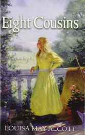 Eight Cousins (Evergreen Classics) Library Binding – Import 31 May 2008-Books-sanapalas