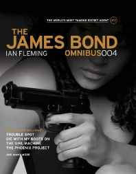 The James Bond Omnibus Volume 004 Paperback – 9 Oct 2012-Books-sanapalas