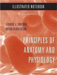 Illustrated Notebook to accompany Principles of Anatomy and Physiology Spiral-bound – Import 19 Sep 2008-sanapalas